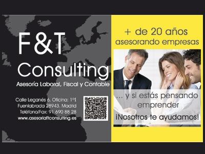 Asesoria F&T Consulting Fuenlabrada