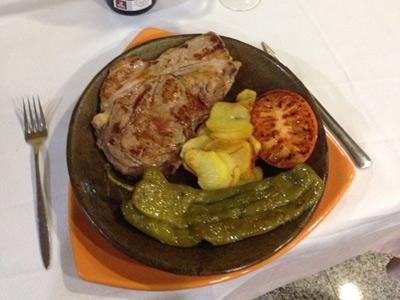Restaurante Fuenlabrada Casa Pepe comida casera