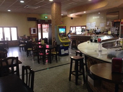 Restaurante Fuenlabrada Casa Pepe cafeteria