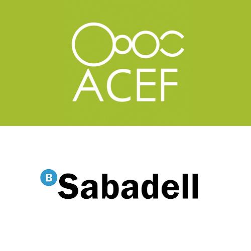 a1cd72297ec2 Convenio financiero entre ACEF y Banco Sabadell. MejorEnFuenlabrada