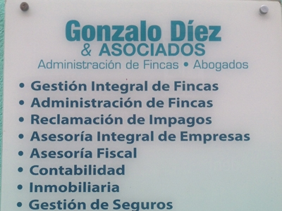 Administracion de Fincas Gonzalo Diez y Asociados Fuenlabrada