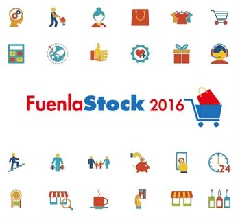 Imagen de la categoría Fuenlastock 2016. Feria de apoyo al pequeño comercio.