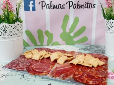Catering Local Cumpleaños Palmas Palmitas Fuenlabrada