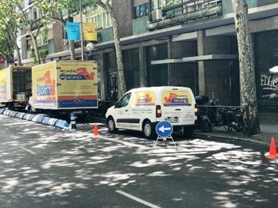 Mudanzas Gol Madrid Fuenlabrada. Guardamuebles