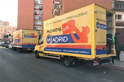 Mudanzas Gol Madrid Fuenlabrada