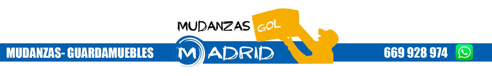 Mudanzas y guarmuebles Gol Madrid