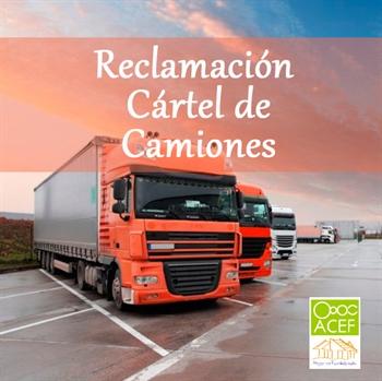 Imagen de la categoría Reclamacion Cartel de Camiones