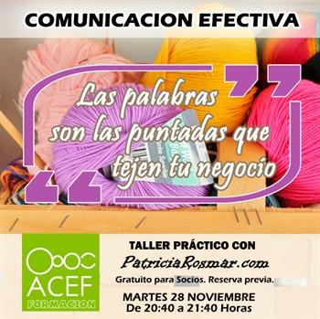 Imagen de la categoría Taller Comunicacion Efectiva